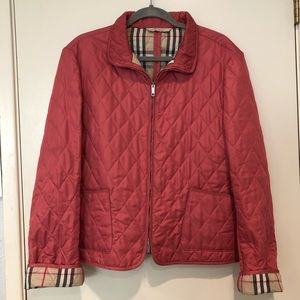 {Burberry} Authentic Jacket